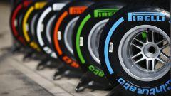 F1 2018: le Pirelli Hard debutteranno nel GP di Gran Bretagna
