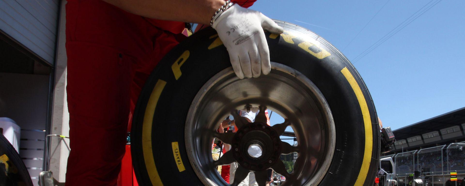 Pirelli, le gomme per il Gp Italia 2019