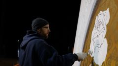 Pirelli: lo pneumatico diventa street art - Immagine: 13
