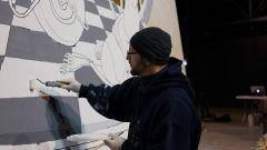 Pirelli: lo pneumatico diventa street art - Immagine: 15
