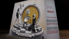 Pirelli: lo pneumatico diventa street art - Immagine: 11