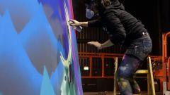 Pirelli: lo pneumatico diventa street art - Immagine: 8