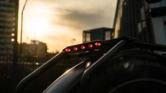 Pirelli Nomades: i cinque LED del faro posteriore