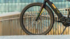 Pirelli Nomades: la ruota anteriore
