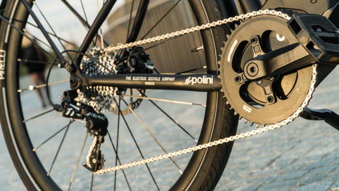 Pirelli Nomades: la trasmissione
