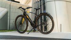 Pirelli Nomades: visuale di 3/4 posteriore