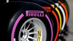 Pirelli P Zero F1 2018