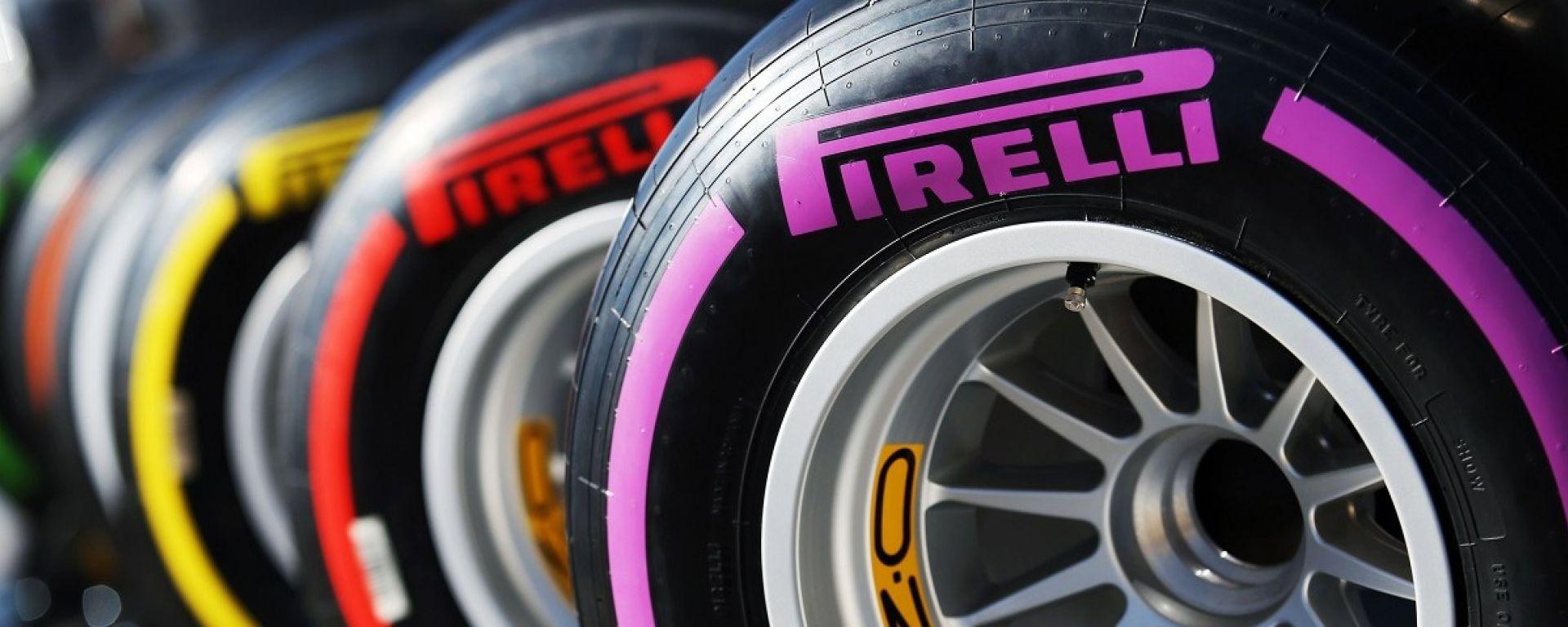 Pirelli P Zero F1
