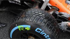 Pirelli P-Zero Full Wet - F1 2017 test pre-stagionali Barcellona