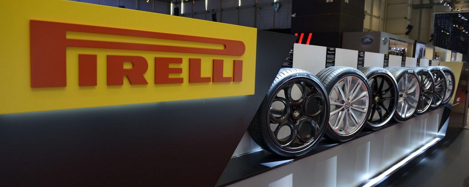Pirelli: P Zero e Scorpion star di Ginevra