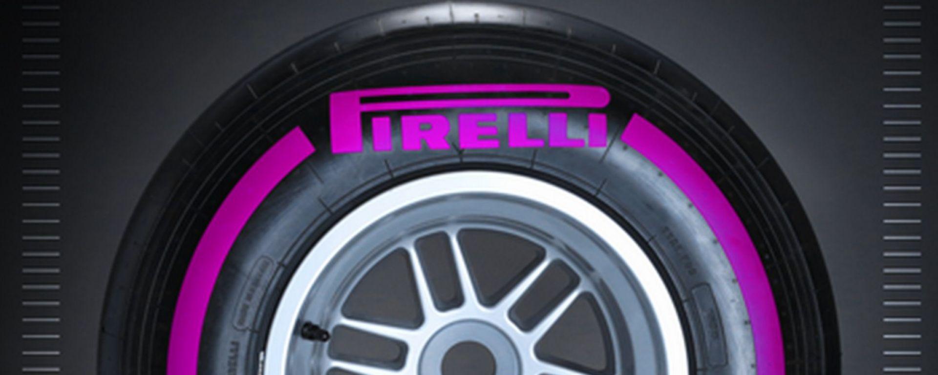 Pirelli P Zero Purple: la nuova mescola Ultrasoft