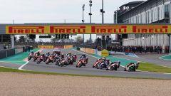 Rinnovo Pirelli-Superbike. Fornitura unica fino al 2023