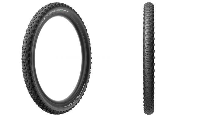 Pirelli Scorpion E-MTB: mescola R