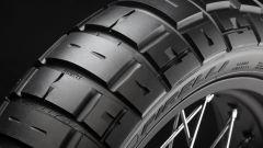 Pirelli Scorpion Rally STR, la scolpitura