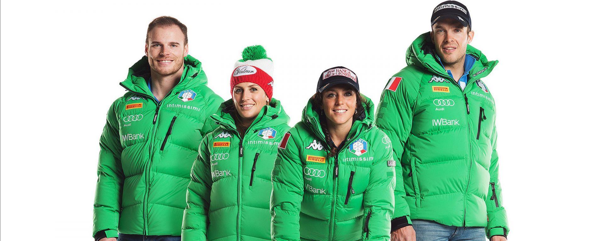 Pirelli sponsorizza la Federazione Italiana Sport Invernali