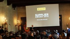 Pirelli Supplier Award 2015 - Immagine: 3