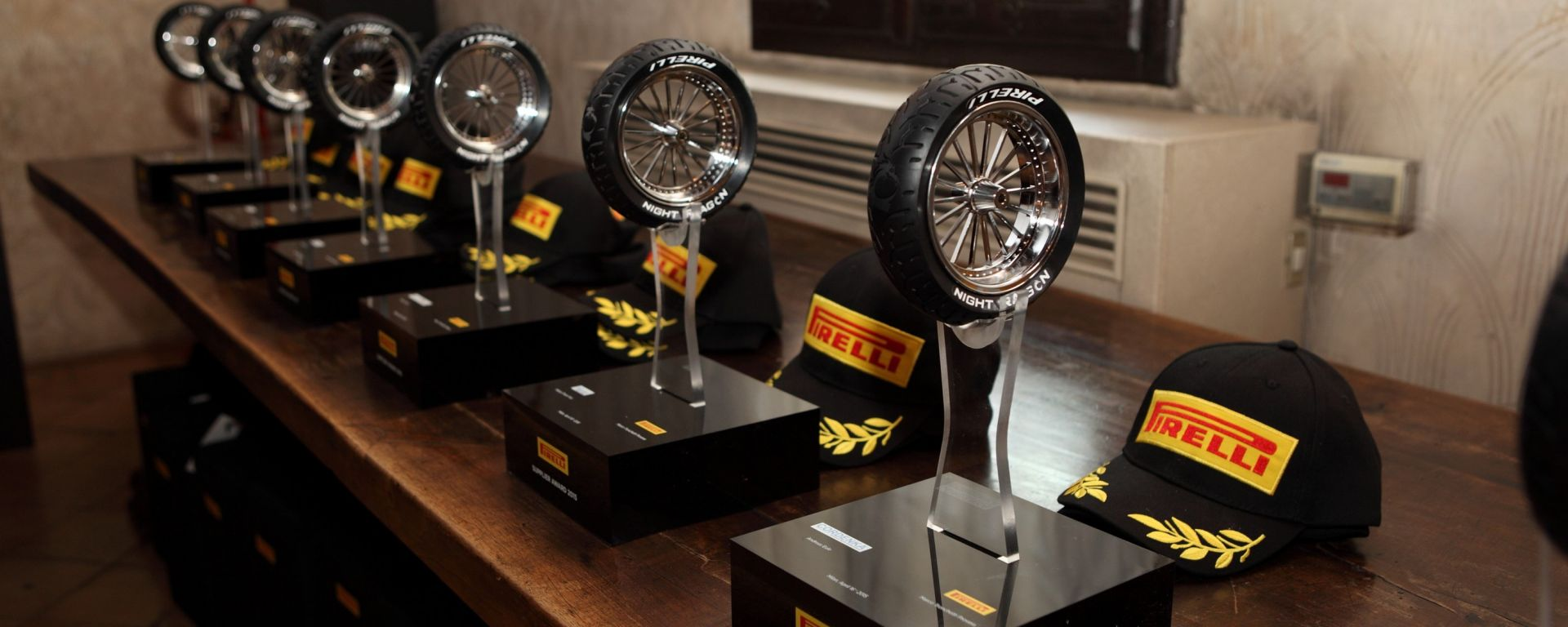 Pirelli Supplier Award 2015