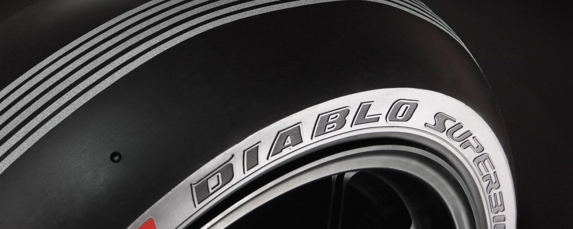 Pirelli, un Diablo speciale per i 25 anni della SBK