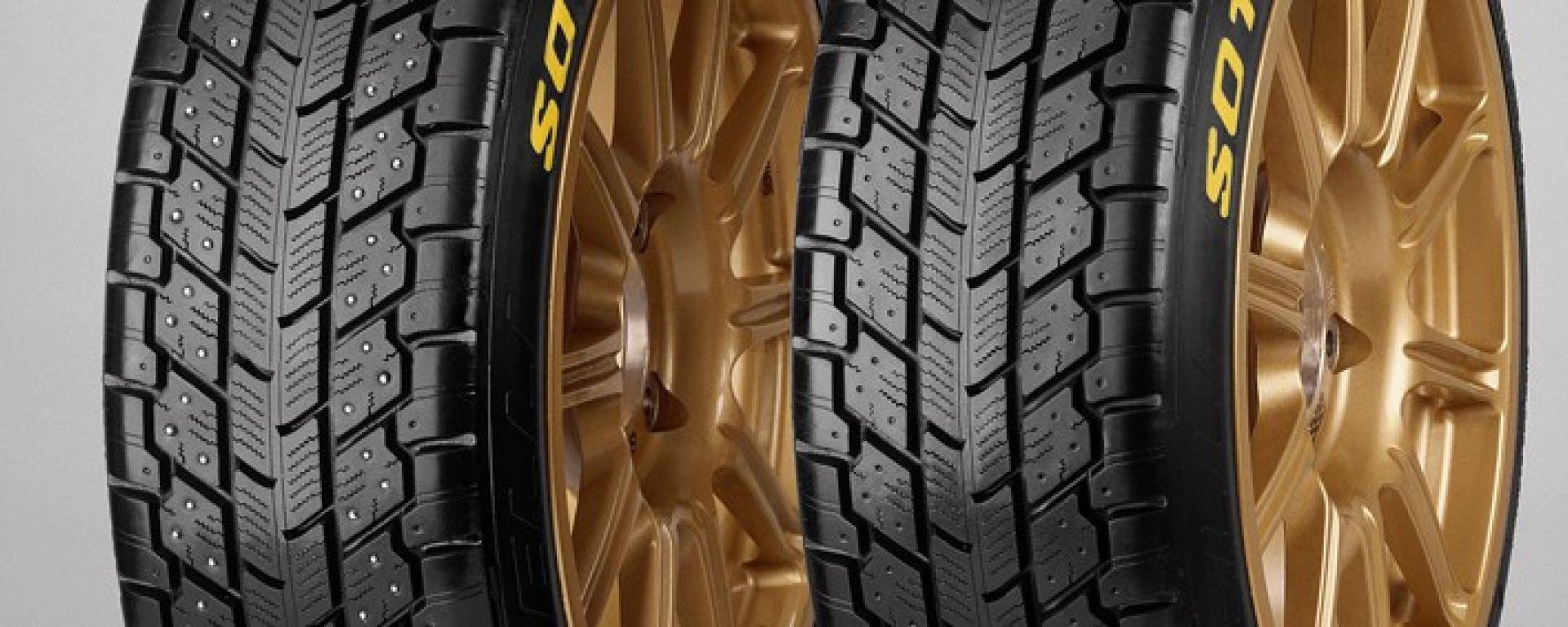 Pirelli: 4 gomme per il ritorno nel WRC