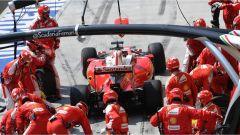 Pit Stop Kimi Raikkonen GP Ungheria