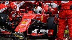 Pit Stop - Scuderia Ferrari