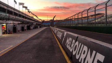 Pitlane GP Australia 2020, Melbourne - copyright Pirelli