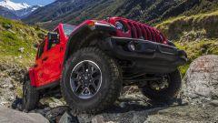 Più estrema della Rubicon (in foto) è in arrivo una Jeep Wrangler Mojave
