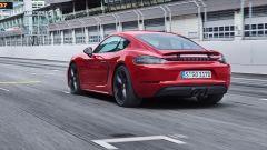 Più potenti, più sensuali. Ecco Porsche Boxster GTS e Cayman GTS - Immagine: 15