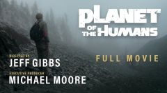 Planet of the Humans, la locandina