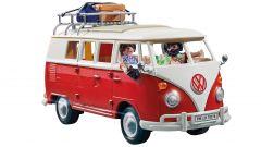Playmobil e Volkswagen: il Bulli