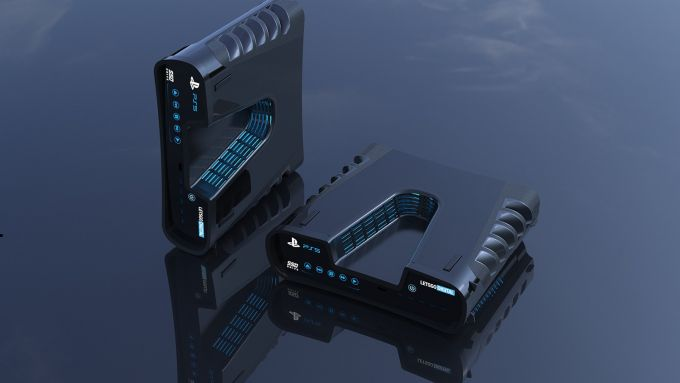 PlayStation 5: ecco come potrebbe essere il kit di sviluppo