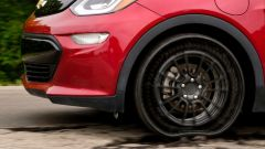Pneumatico Michelin UPTIS montato su Chevrolet Bolt EV: Anteriore SX