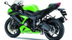 Honda CBR 600 RR vs Kawasaki Ninja ZX-6R 636 - Immagine: 18
