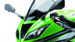 Honda CBR 600 RR vs Kawasaki Ninja ZX-6R 636 - Immagine: 17