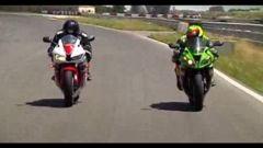 Honda CBR 600 RR vs Kawasaki Ninja ZX-6R 636 - Immagine: 8
