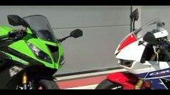 Honda CBR 600 RR vs Kawasaki Ninja ZX-6R 636 - Immagine: 9