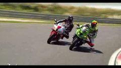 Honda CBR 600 RR vs Kawasaki Ninja ZX-6R 636 - Immagine: 11