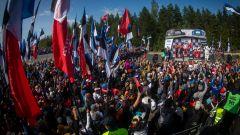 Podio Rally di Finlandia Wrc 2019