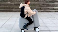 Poimo, prima e-bike gonfiabile
