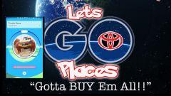 Pokemon Go in concessionaria: prima giocano e poi comprano. Il caso Toyota Street