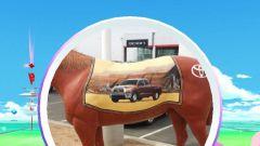 Pokestop in Toyota, concessionario del Texas vende tre auto