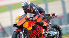 Pol Espargarò in azione sulla KTM MotoGP