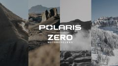 Zero Motorcycles e Polaris Industries: accordo fino al 2030