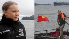 Polemica a distanza tra Jeremy Clarkson e Greta Thunberg