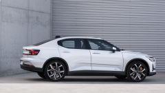 Polestar 2: la fastback 100% elettrica che sfida la Model 3 - Immagine: 7