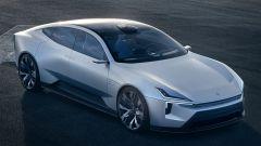 * Polestar 5: l'auto elettrica premium sfida Porsche Taycan