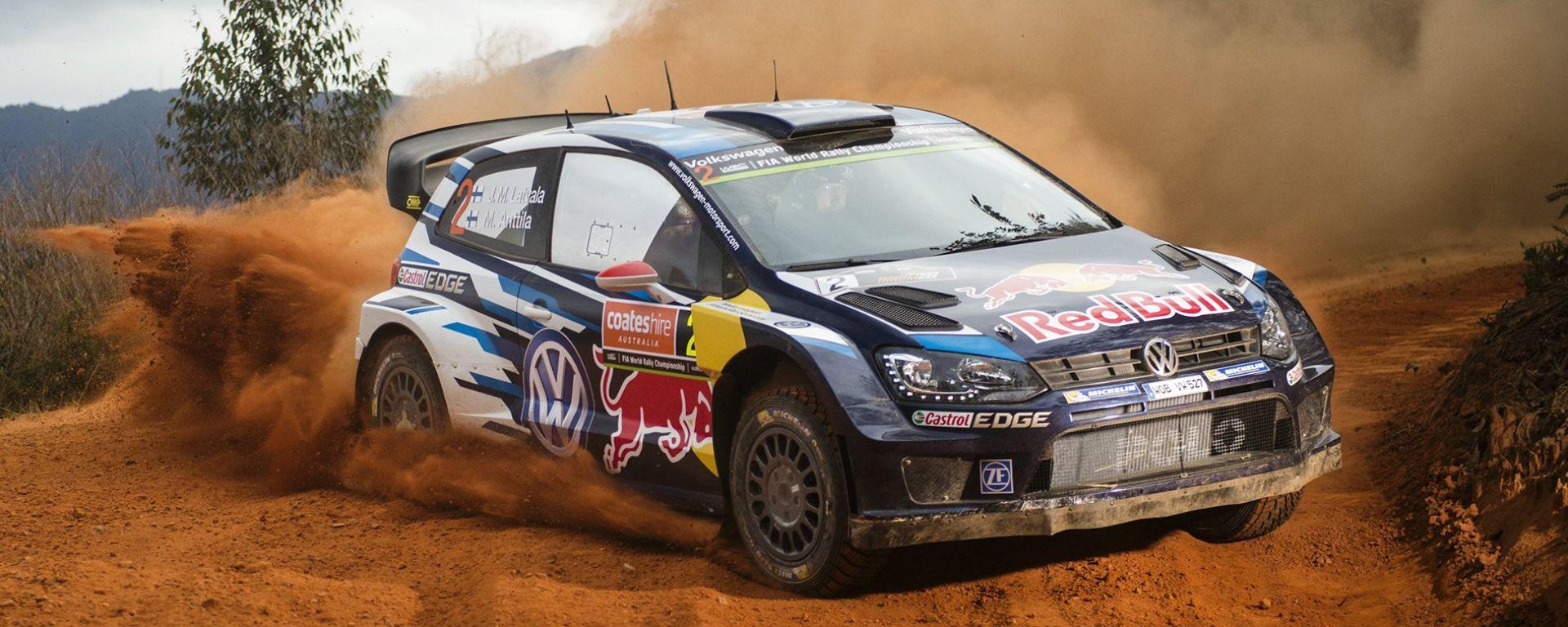 Polo R WRC - Rally Australia 2016