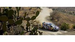 Polo R WRC - Rally del Messico 2016