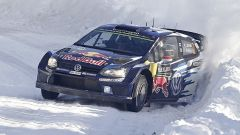 Polo R WRC - Rally di Svezia 2016