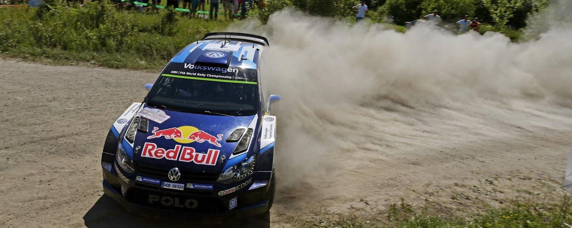 Polo R WRC - Rally Polonia 2016